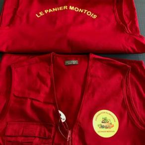 Flocage textile Mont de Marsan